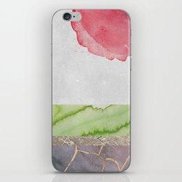 Earths Glow 1 iPhone Skin
