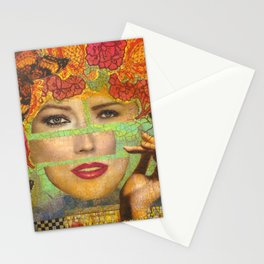 We Are the Sum of all Parts Stationery Cards