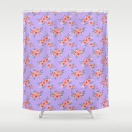 orange floral shower curtain. Orange Lilac Green Watercolor Hand Painted Peonies Floral Shower Curtain Watercolor Peonies Curtains  Society6