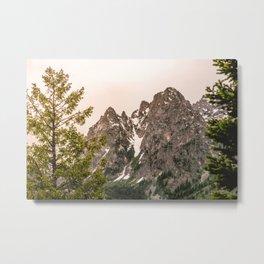 Grand Teton National Park - Wanderlust Adventure Metal Print