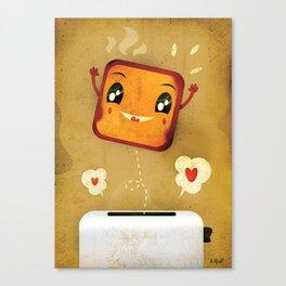 Morning... Canvas Print