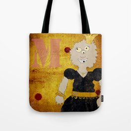 Princess Mayzee (Princess Monsters A to Z) Tote Bag