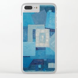 Toothpaste - 2002 - Michael G. Wilson Clear iPhone Case