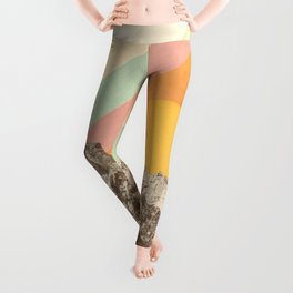 Mountainscape 1 Leggings