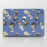 1d iPad Cases featuring Sleepy 1D by Ashley R. Guillory