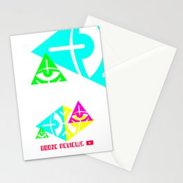 Sides of The Pyramid Stationery Cards