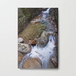 The Flume 06 Metal Print