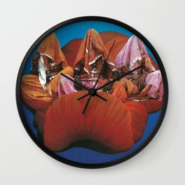 Mind yo' business Wall Clock