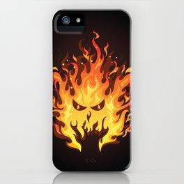 Fire. iPhone Case