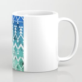Triangle Tribal Coffee Mug
