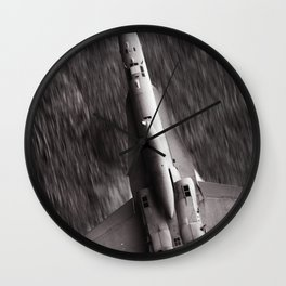 Full thrust Wall Clock