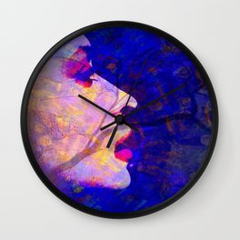 Face it Wall Clock
