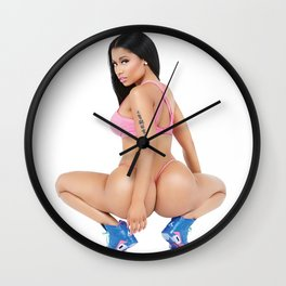 MY ANACONDA Wall Clock