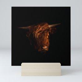 Highland Beauty Mini Art Print