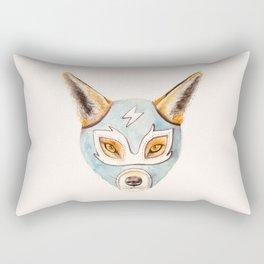 Andrew, the Fox Wrestler Rectangular Pillow