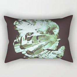 Crystal Girl Rectangular Pillow