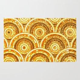 Aztec gold Rug