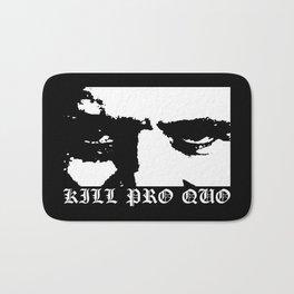 Kill Pro Quo Bath Mat