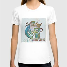 Harsehead Nebula T-shirt