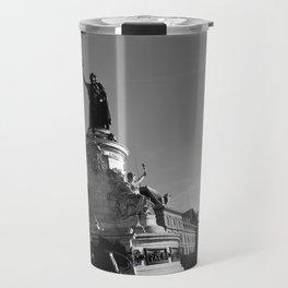 Paris Bastille Travel Mug