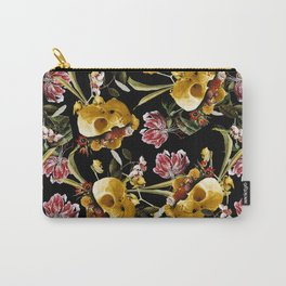 Monkey Skull Carry-All Pouch