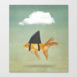 Brilliant DISGUISE - UNDER A CLOUD Canvas Print