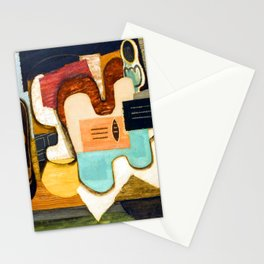 Louis Marcoussis The Zither Stationery Cards