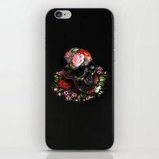 Zhostovo Skull iPhone & iPod Skin