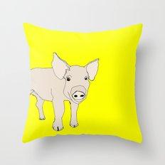 Steve Throw Pillow