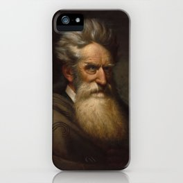 John Brown iPhone Case