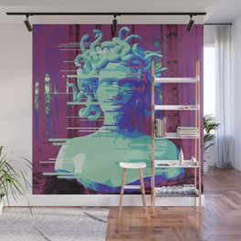 Medusa by Evolve™ Wall Mural