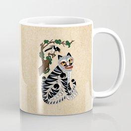 Minhwa: Tiger and Magpie B Type Coffee Mug