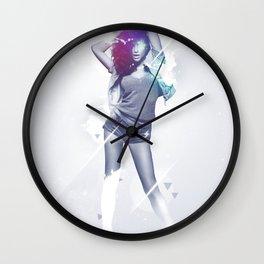 Quantum Wall Clock