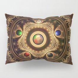 Gathering the Five Fractal Colors of Magic Pillow Sham