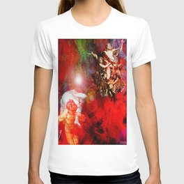 Le Purgatoire  ( the purgatory) T-shirt