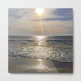 Florida Sun Metal Print