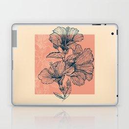 Hibiscus Colors Laptop & iPad Skin