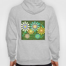 In The Garden Among The Flowers Hoody