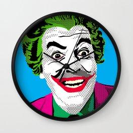 Pop Joker: Romero Wall Clock