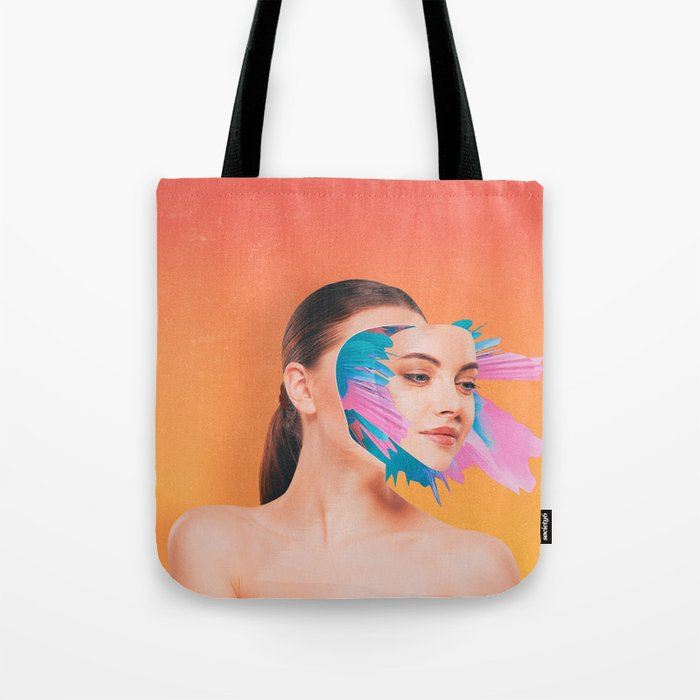 All Out Of Bubblegum Tote Bag