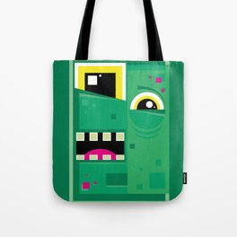 Zombieguy Tote Bag