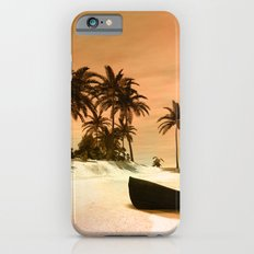 Sunset over the island Slim Case iPhone 6s