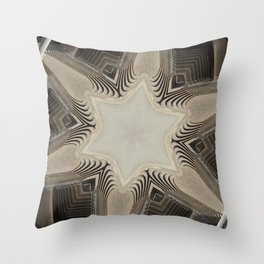 Star Stairs Throw Pillow