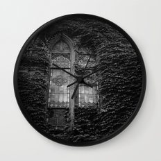 Abandonment Issues Wall Clock