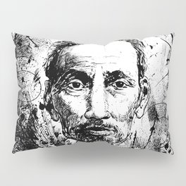 Ho Chi Minh Pillow Sham