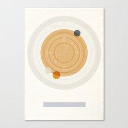 Saturn I Canvas Print