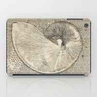 seashell iPad Cases featuring SEASHELL by Mary Szulc