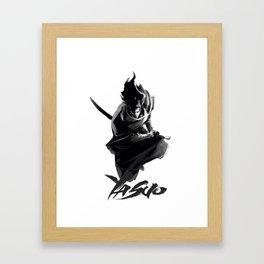 Yasuo Framed Art Print