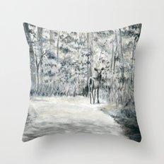 Follow Me by Teresa Thompson Throw Pillow