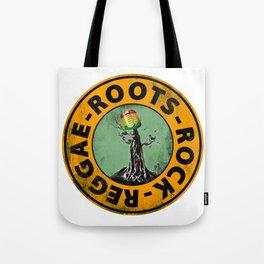 Roots - Rock - Reggae. Tote Bag